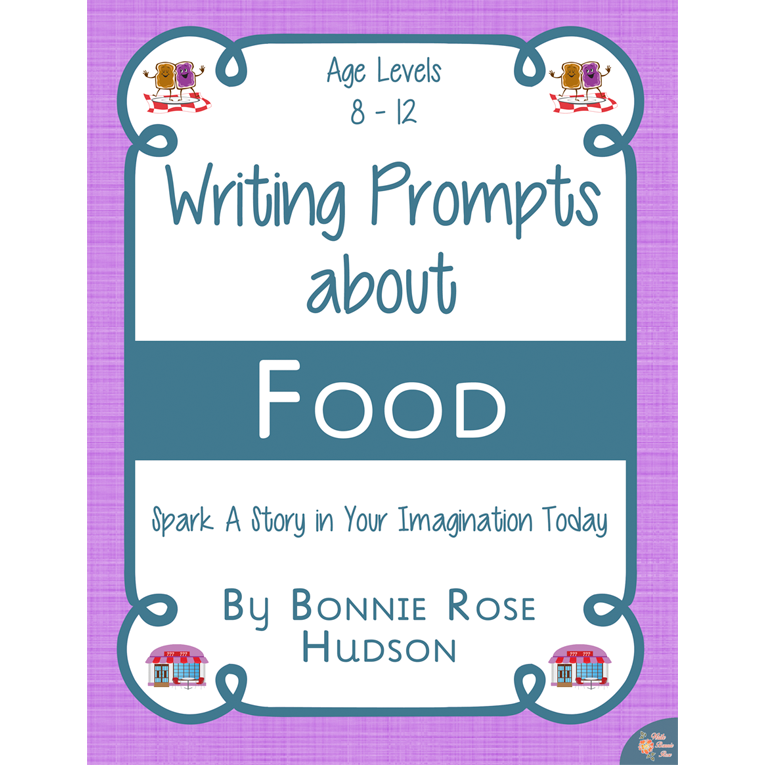 Writing Prompts About Food (e-book)