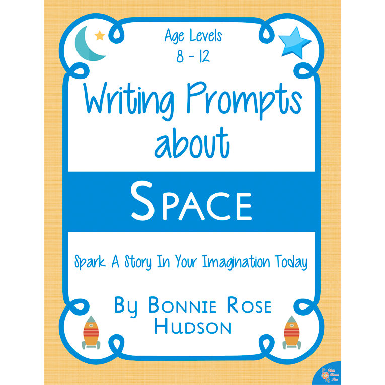 Writing Prompts About Space (e-book)