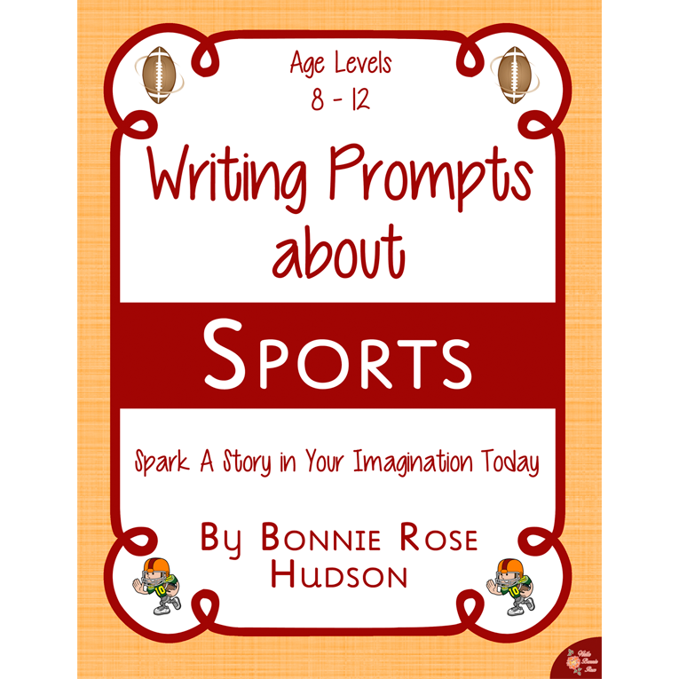 Writing Prompts About Sports (e-book)