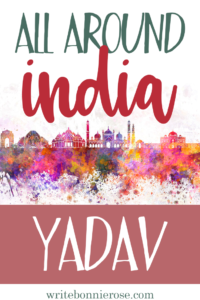 All Around India: Yadav