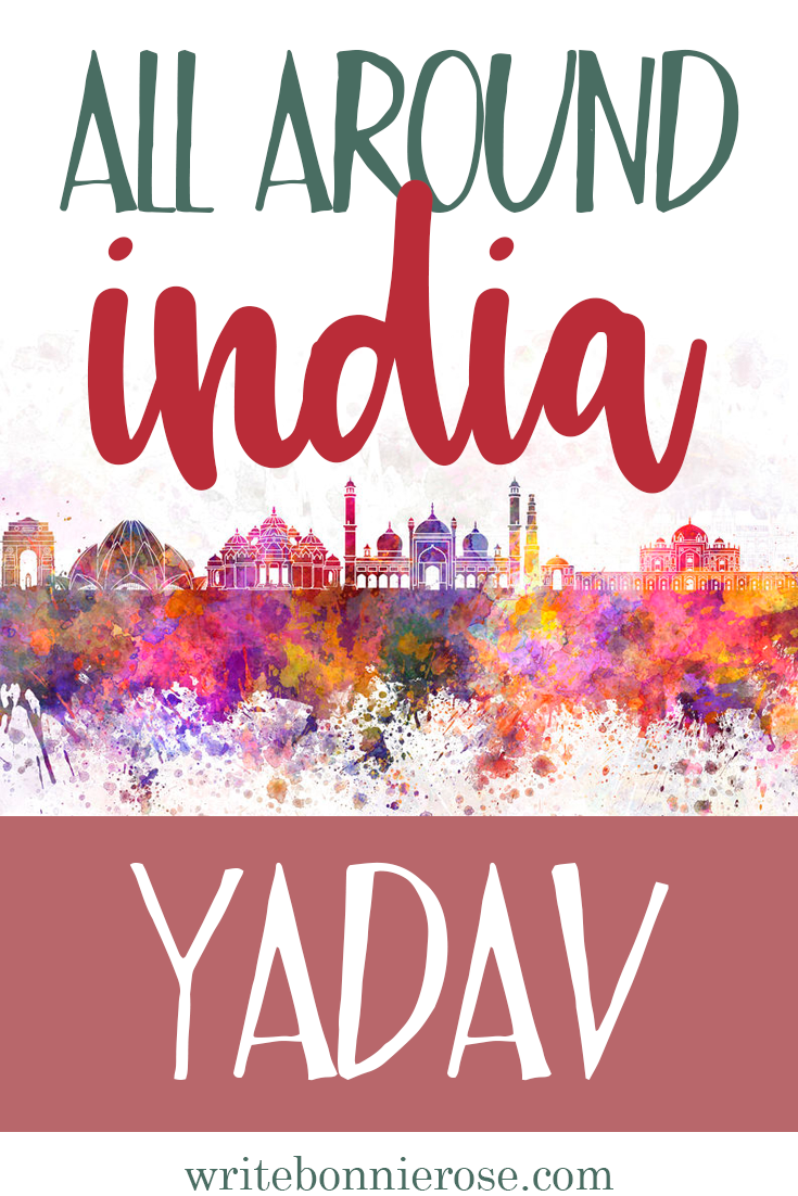 All Around India Notebooking Yadav