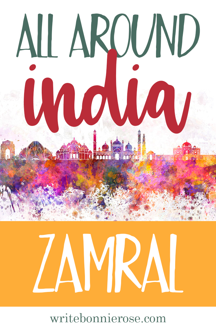 All Around India Notebooking Zamral