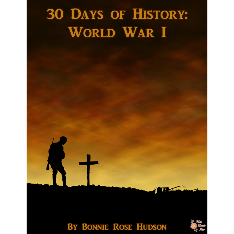 30 Days of History: World War I (e-book)