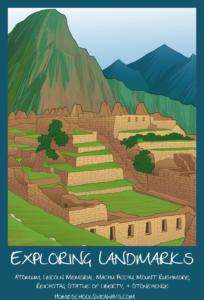Free World Landmarks Pack Unit Five