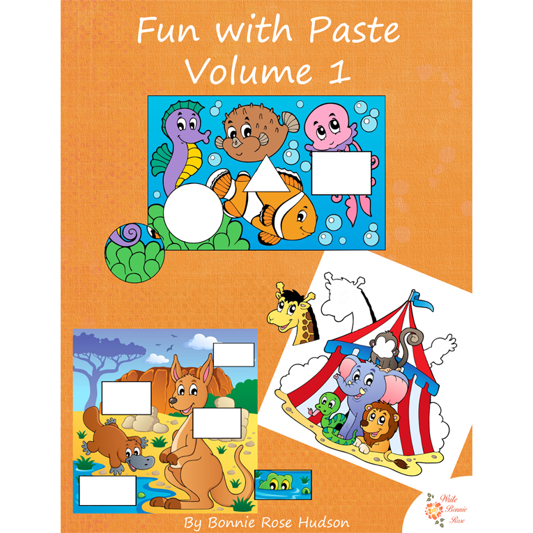 Fun With Paste, Volume 1 (e-book)