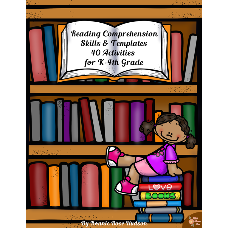 Reading Comprehension Skills & Templates (e-book)