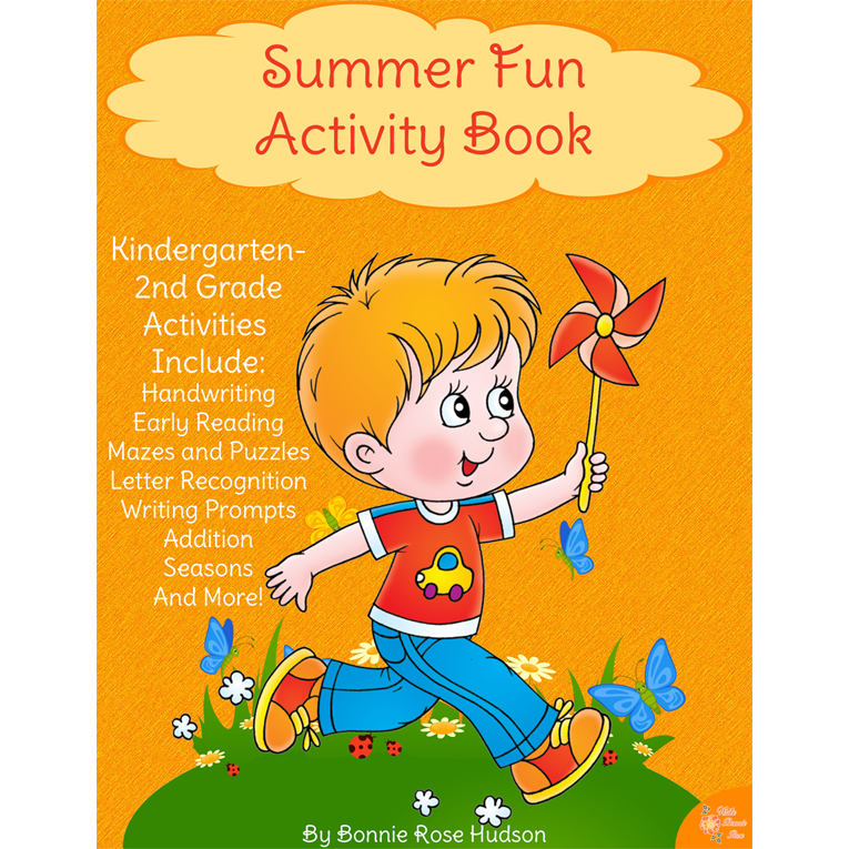 Summer Fun Activity Pack (e-book)