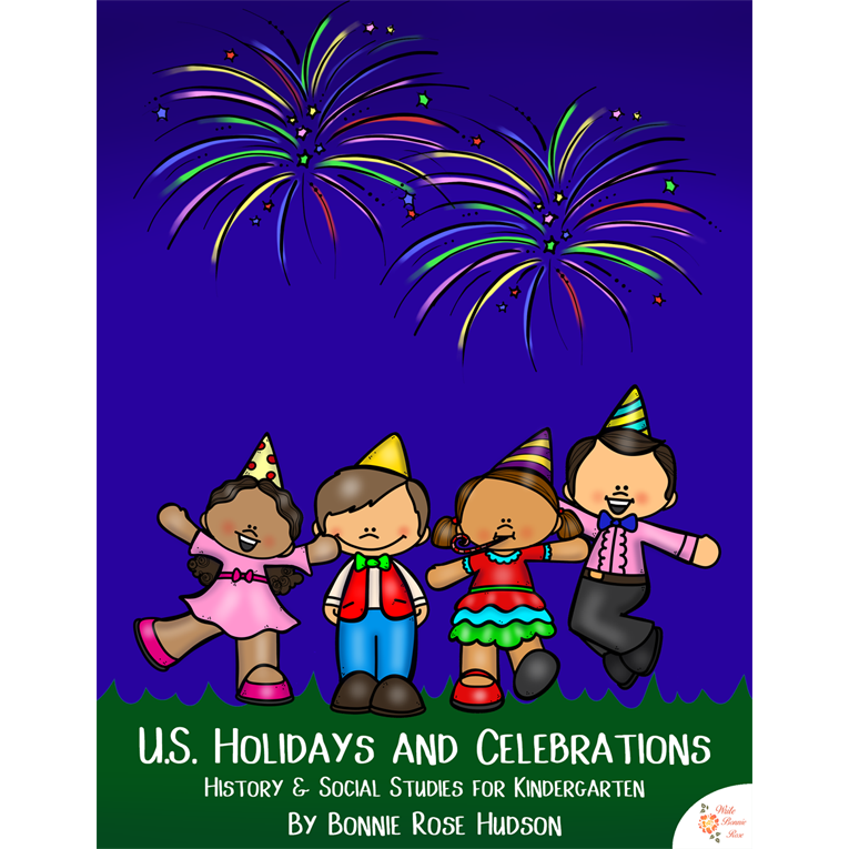 U.S. Holidays and Celebrations (e-book)