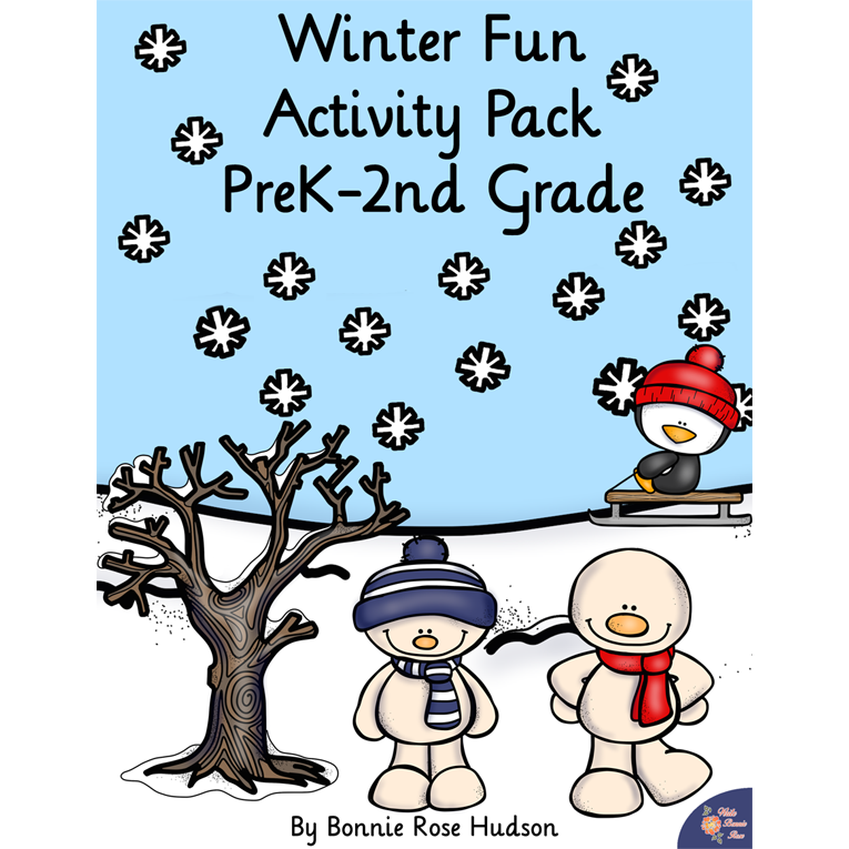 Winter Fun Activity Pack (e-book)