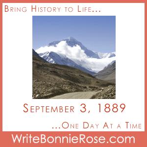 Timeline Worksheet: September 3, 1889, Sundar Singh is Born