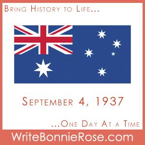 Timeline Worksheet: September 4, 1937, Olympic Swimmer Dawn Fraser is Born