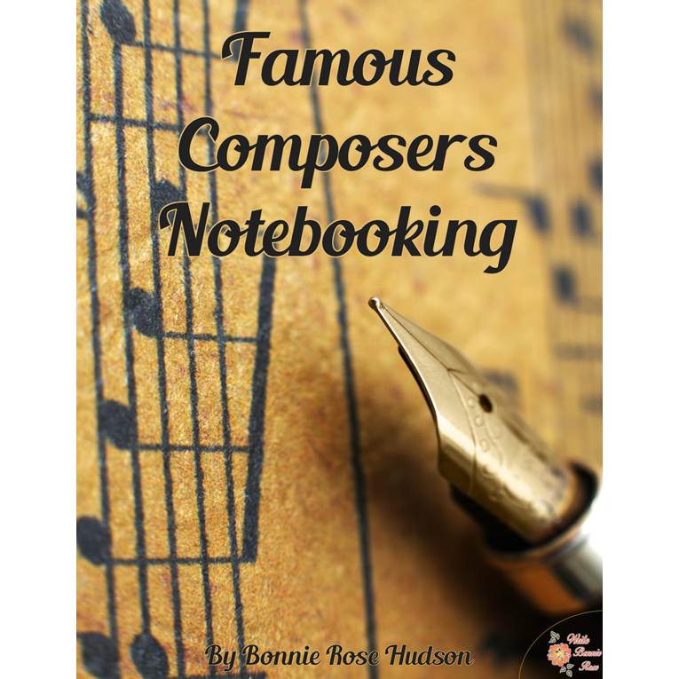 Famous Composers Notebooking (e-book)