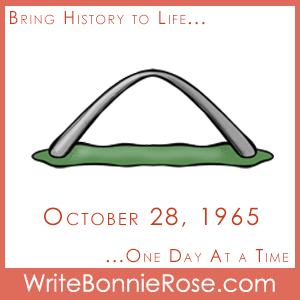 Timeline Worksheet: October 28, 1965, Construction Ends on the Gateway Arch