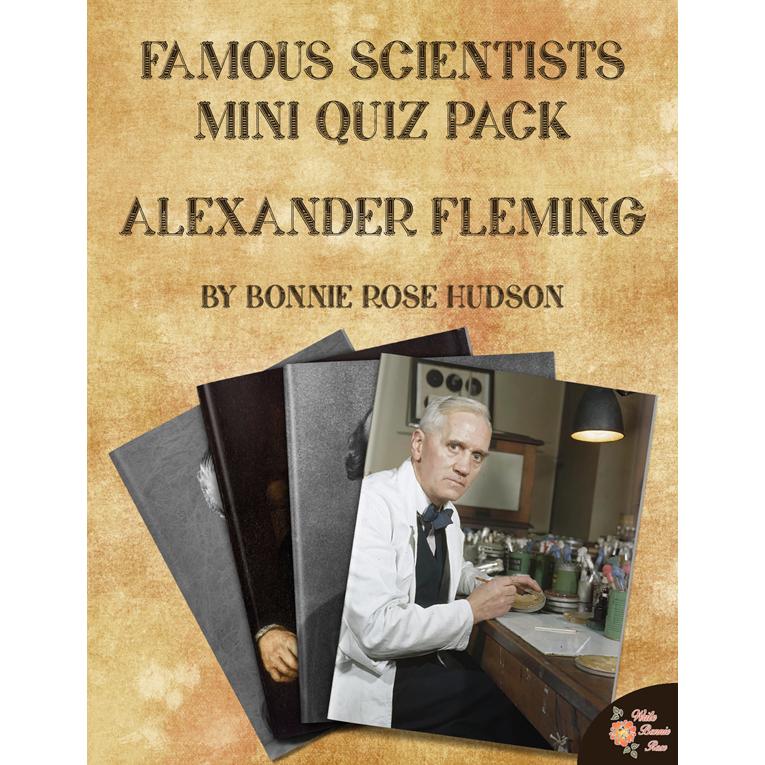 Famous Scientists Mini Quiz Pack: Alexander Fleming (e-book)