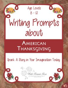 Writing Prompts About American Thanksgiving