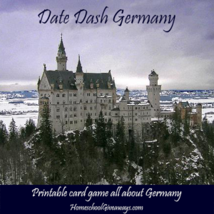 Date Dash Germany—German History Game