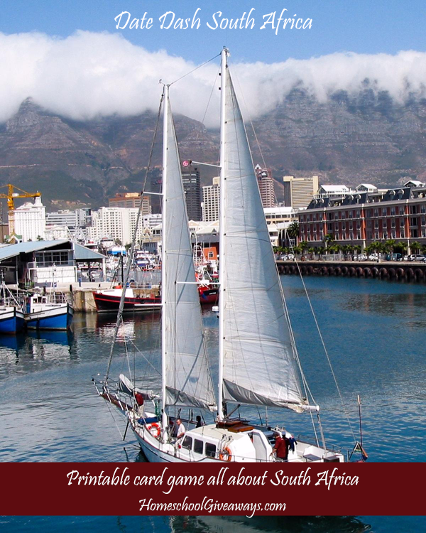 Date Dash South Africa – South African History Game