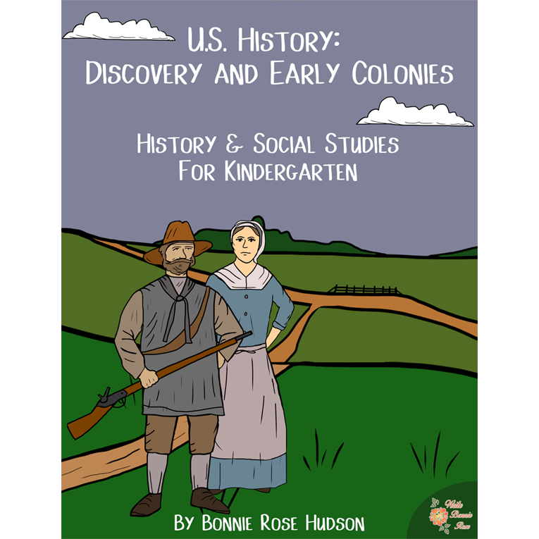 U.S. History: Discovery and Early Colonies (e-book)
