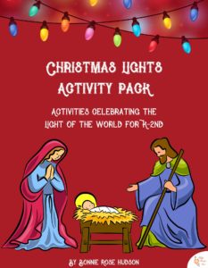 Christmas Lights Activity Pack