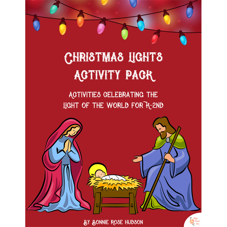 Christmas Lights Activity Pack (e-book)
