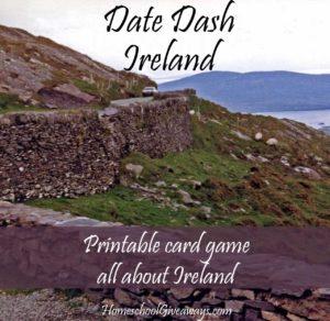Date Dash Ireland—Irish History Game