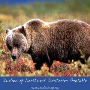 FREE Timeline of Northwest Territories History