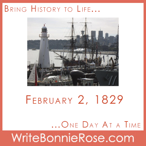 Timeline Worksheet: February 2, 1829, Charles Sturt Discovers the Darling River