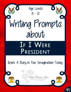 Writing Prompts About If I Were President