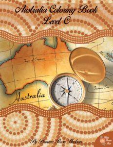 Australia Coloring Book