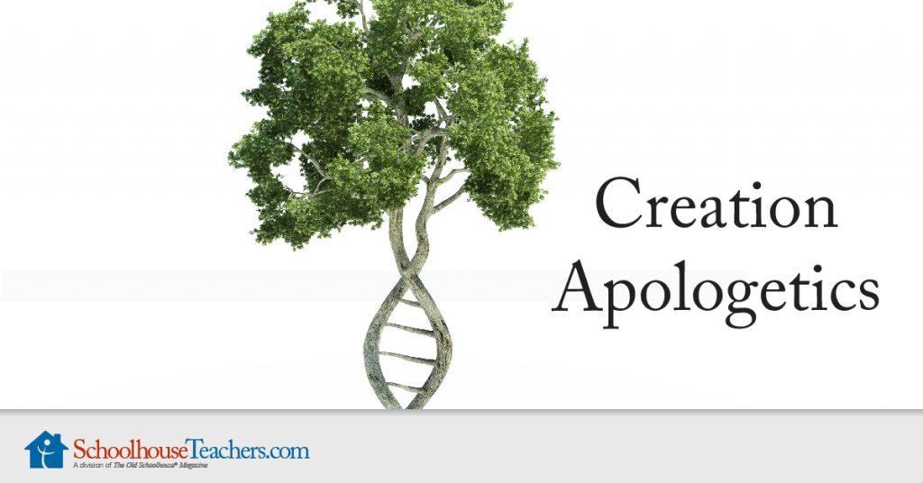 Creation Apologetics