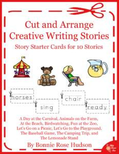 Cut and Arrange Creative Writing Stories