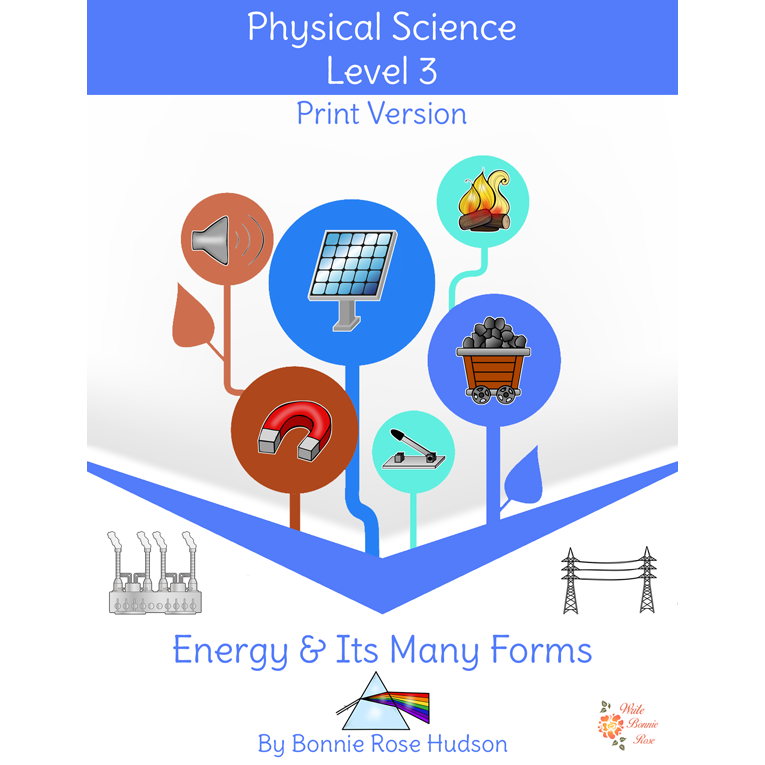 Energy and Its Many Forms-Learning About Science Level 3 Print Version (e-book)