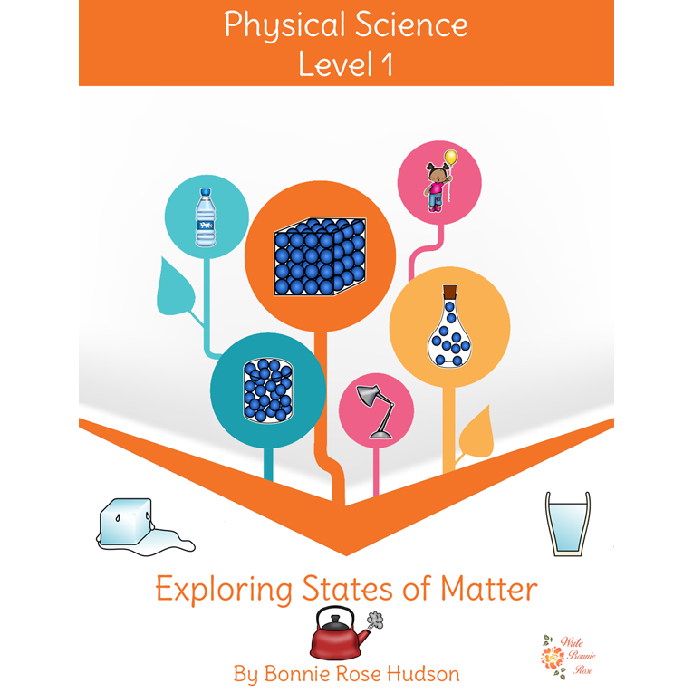 Exploring States of Matter-Learning About Science Level 1 (e-book)