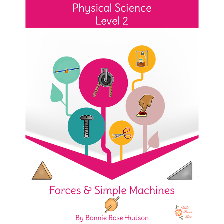Forces and Simple Machines-Learning About Science Level 2 (e-book)