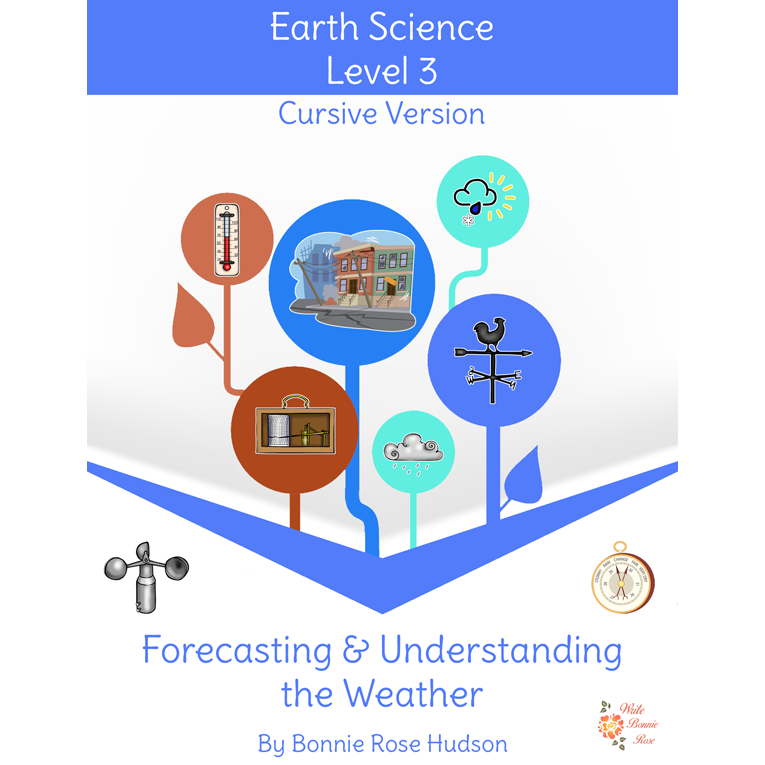 Forecasting and Understanding the Weather-Learning About Science Level 3 Cursive Version (e-book)