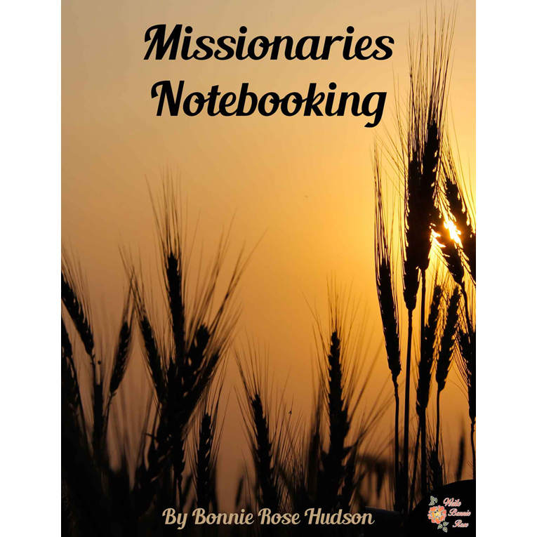 Missionaries Notebooking (e-book)