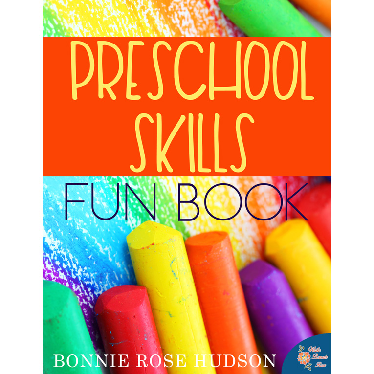 Preschool Skills Fun Book (e-book)