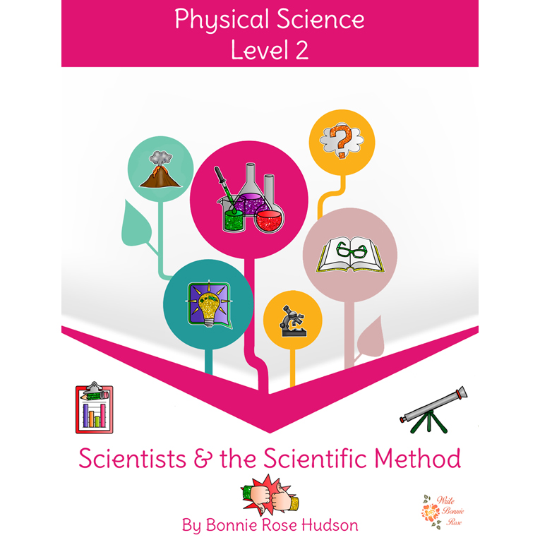 Scientists and the Scientific Method-Learning About Science Level 2 (e-book)