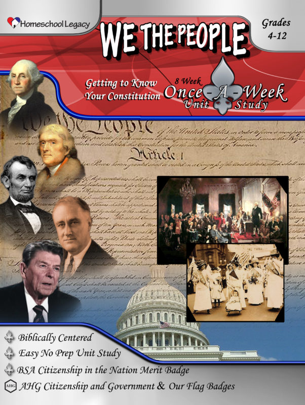 We the People Unit Study