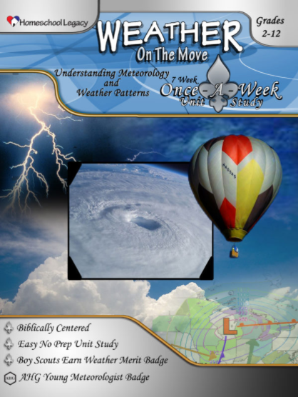 Weather on the Move-Homeschool Legacy