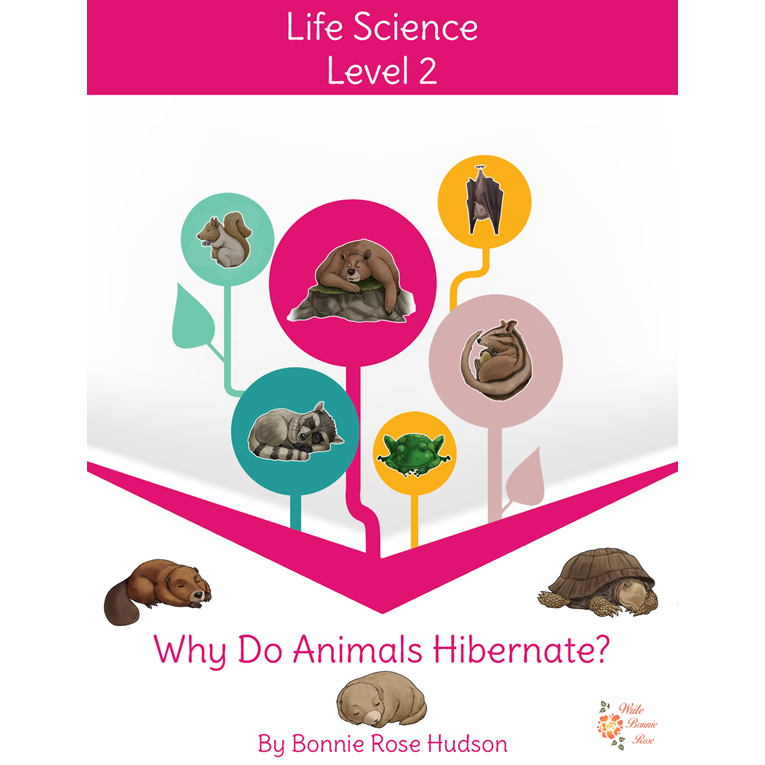 Why Do Animals Hibernate?-Learning About Science Level 2 (e-book)