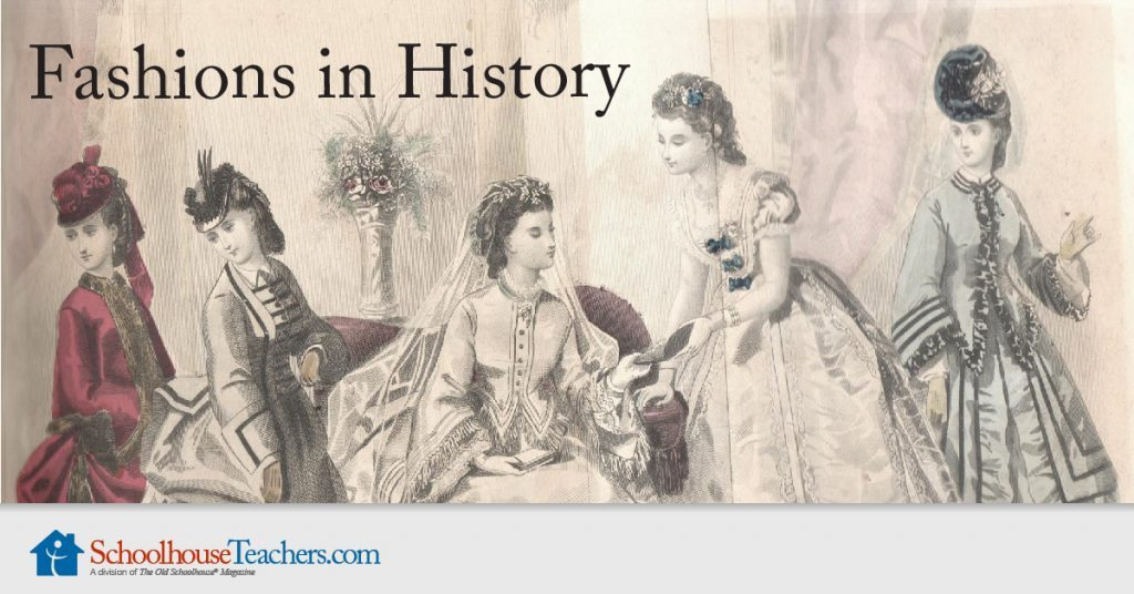 Fashions in History