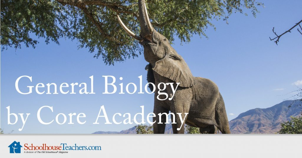 General Biology by Core Academy
