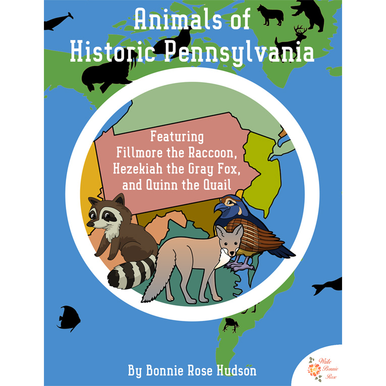 Animals of Historic Pennsylvania (e-book)