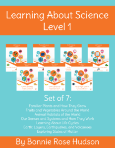 Learning About Science Level 1 Bundle