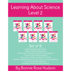 Learning About Science Level 2 Bundle a