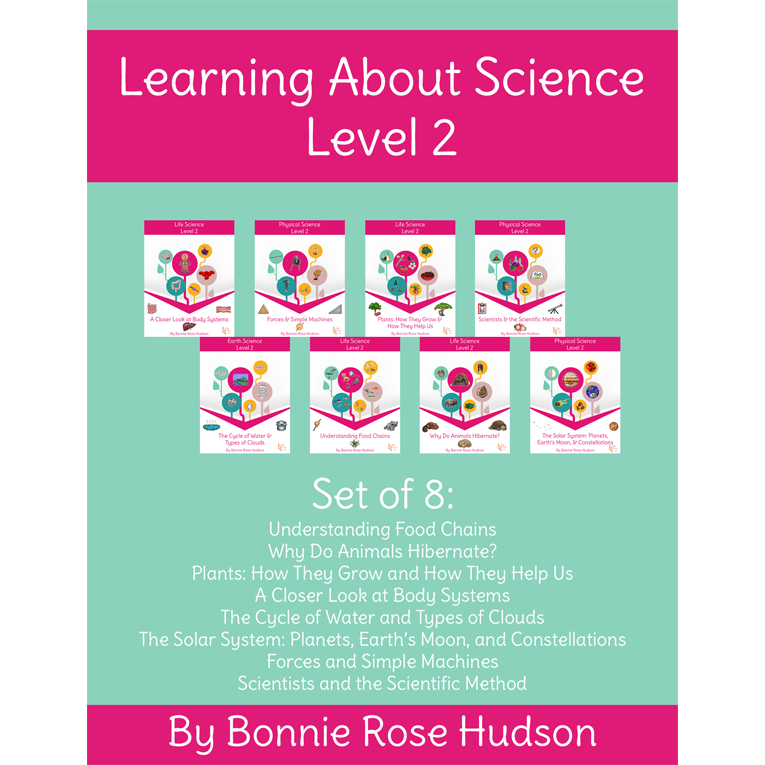 Learning About Science Collection, Level 2 (e-book)