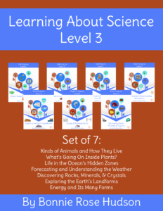 Learning About Science Level 3 Bundle