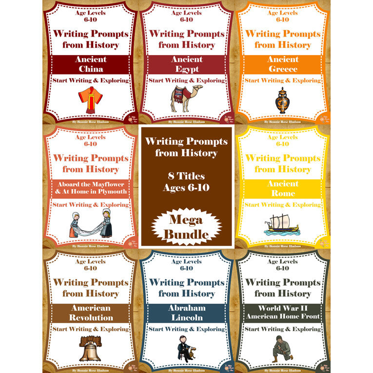 Writing-Prompts-History-Mega-Bundle-6-10-Cover-for-WBR