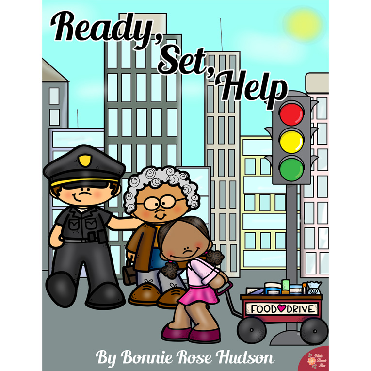 Ready, Set, Help (e-book)